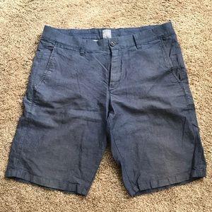 GAP | Blue Classic Khaki Linen-Like